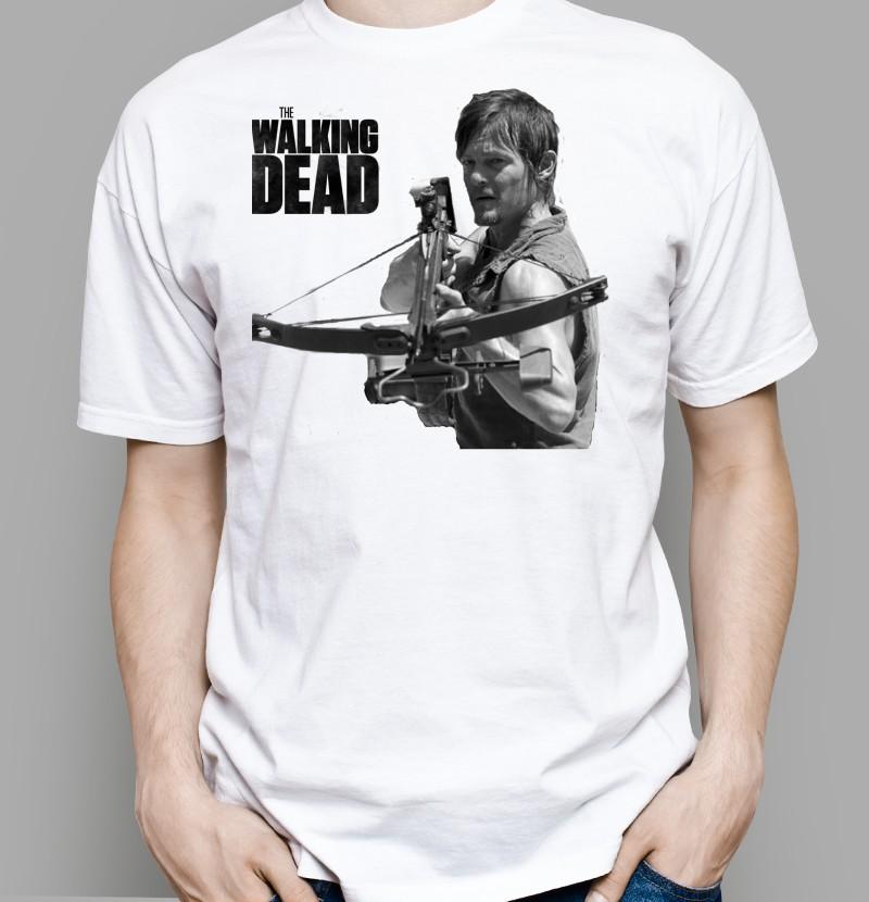 4fc2aaf0a Koszulki - The Walking Dead DIXON [Koszulka z Nadrukiem]