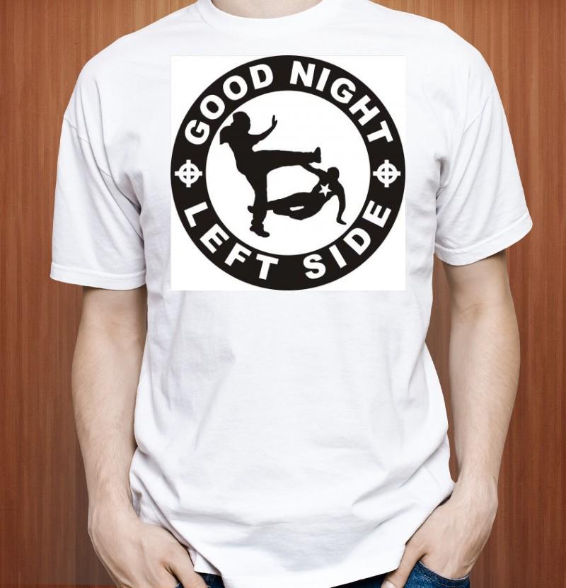 Good Night Left Side Aufkleber